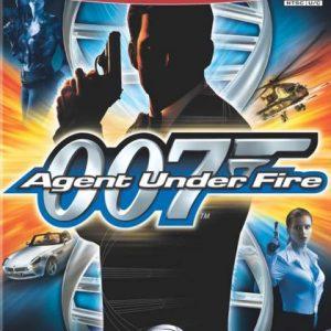 007 AGENT UNDER FIR PS2