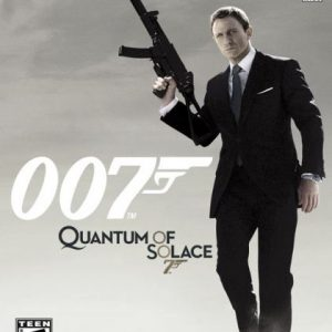 007: QUANTUM OF SOLACE XB3