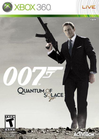 007: QUANTUM OF SOLACE XB3