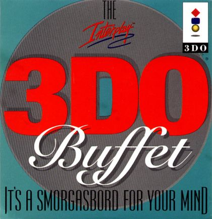 3DO Sampler CD