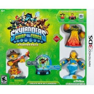 3DS Skylanders SWAP Force (GAME ONLY)