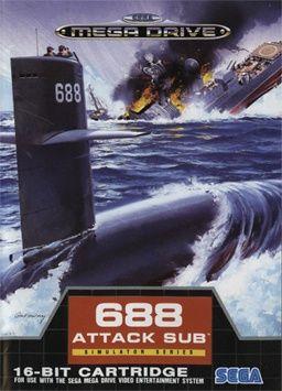688 ATTACK SUB GEN