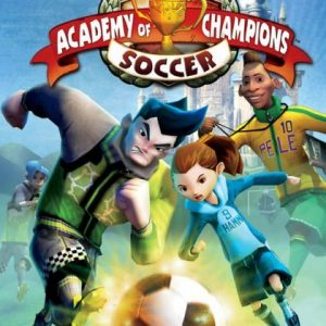 ACADEMY OF CHAMPIONS SOCCER [E] WII