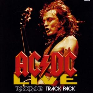 AC/DC LIVE: ROCK BAND TRACK PA