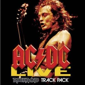 AC/DC LIVE: ROCK BAND TRACK PA PS2