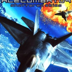 ACE COMBAT 4:  SHATTERED SKIES PS2
