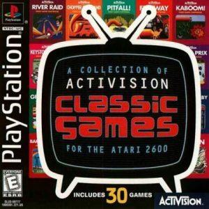 ACTIVISION CLASSICS PS1