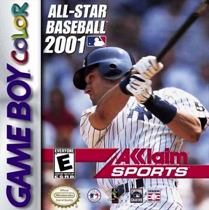 ALL STAR BASEBALL 2001 [E]