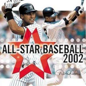 ALL STAR BASEBALL 2002 [E] NGC