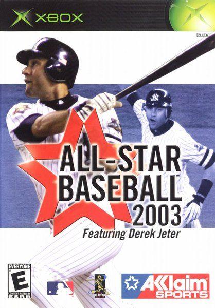 ALL STAR BASEBALL 2003 [E]