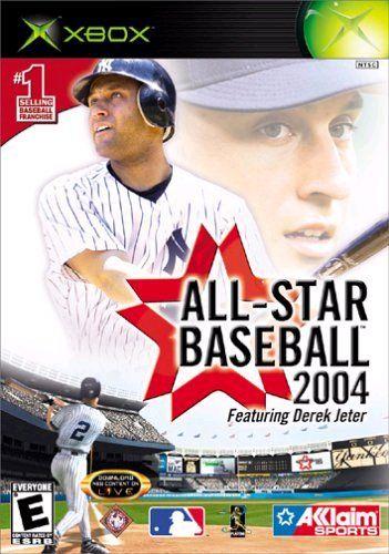 ALL STAR BASEBALL 2004 [E] XBX