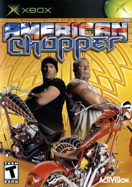 AMERICAN CHOPPER [T] XBX