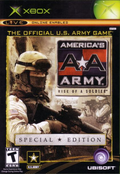 AMERICAS ARMY RISE OF A SOLDIER [T]