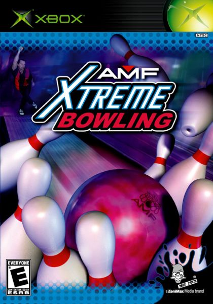 AMF XTREME BOWLING 2006 [E]