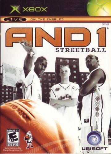 AND 1 STREETBALL [E10]