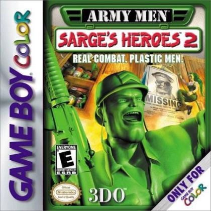ARMY MEN SARGES HEROES 2 [E] GBY