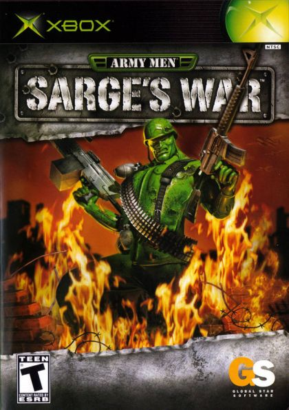 ARMY MEN: SARGE'S WAR XBX