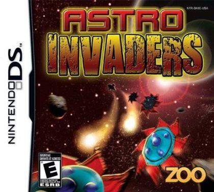 ASTRO INVADERS [E10]
