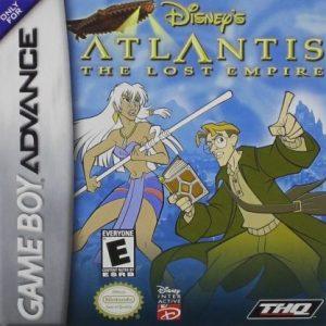 ATLANTIS THE LOST EMPIRE [E]