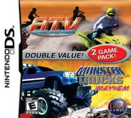 ATV Monster Truck - Nintendo DS  NDS