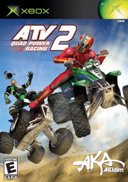 ATV QUAD POWER RACING 2 [E]