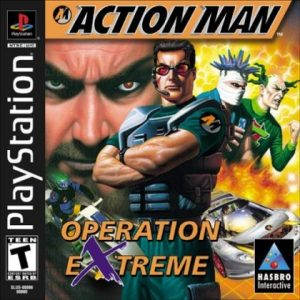 Action Man Op Extreme [Playstation]