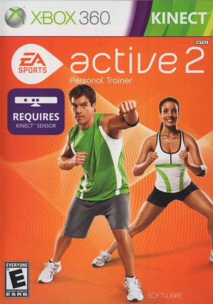 Active 2 Personal Trainer Disc only