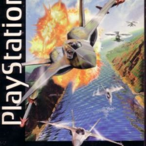 Agile Warrior F-111X - PlayStation