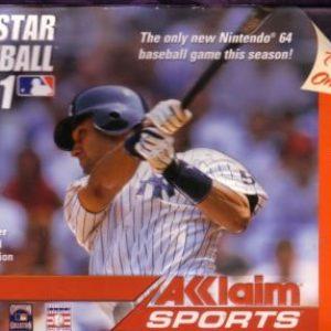 All-Star Baseball 2001  N64