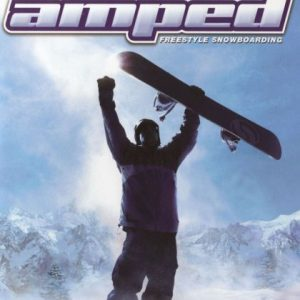 Amped: Freestyle Snowboarding  XBX