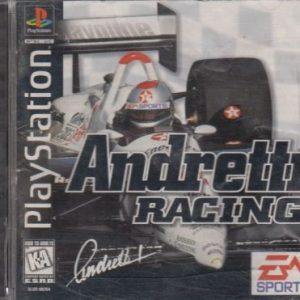 Andretti Racing: Playstation 1