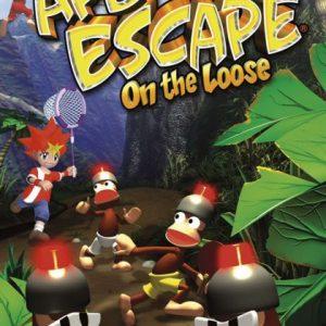 Ape Escape On The Loose PSP  PSP