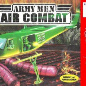Army Men Air Combat N64