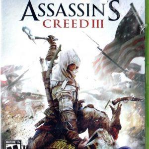 Assassin's Creed III  XB3