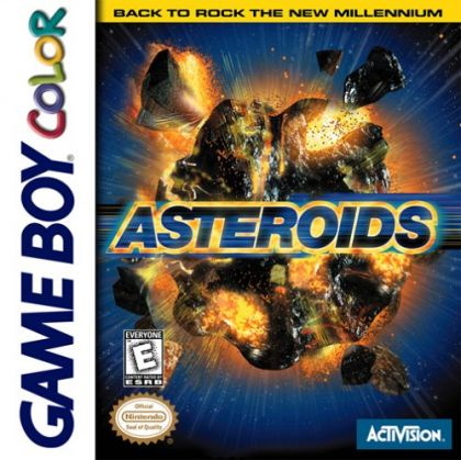 Asteroids [Game Boy Color]