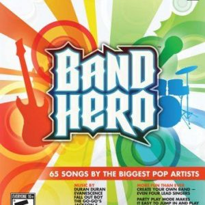 BAND HERO FEATURING TAYLOR SWIFT XB3