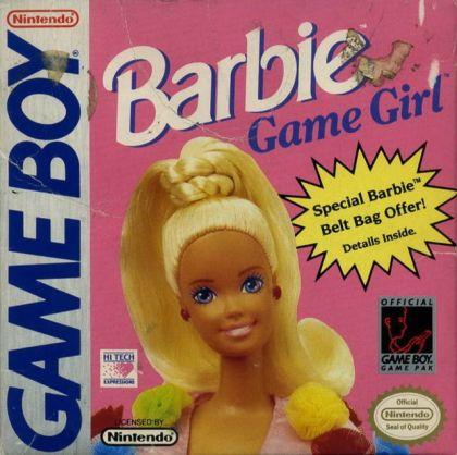 BARBIE GAME GIRL [E]