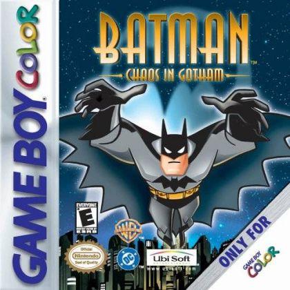 BATMAN CHAOS IN GOTHAM [E]