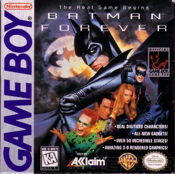 BATMAN FOREVER [T]