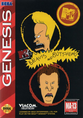 BEAVIS AND BUTT-HEAD GEN
