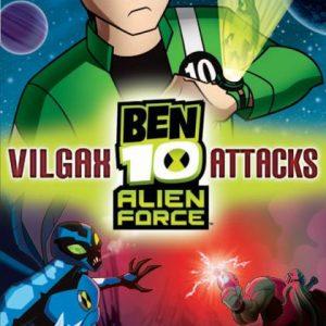 BEN 10 ALIEN FORCE VILGAX ATTACKS [E10]