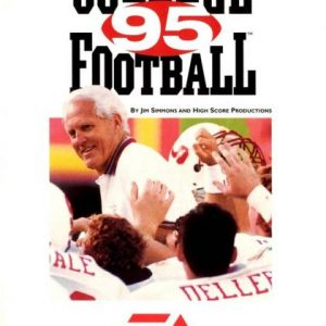 BILL WALSH COLLEGE FOOTBALL '9 GEN