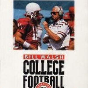 BILL WALSH COLLEGE FOOTBALL GEN
