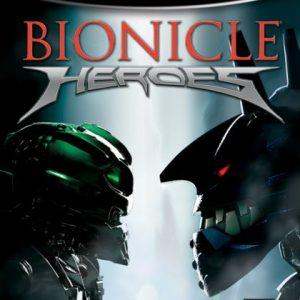 BIONICLE HEROES [E10] NGC