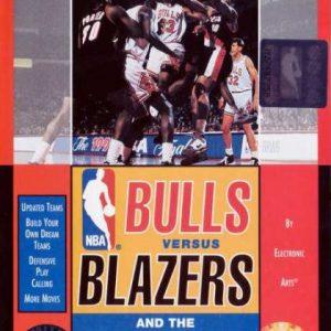 BULLS VS BLAZERS GEN