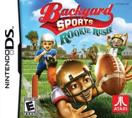 Backyard Sports Football: Rookie Rush