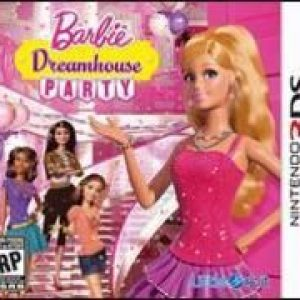 Barbie Dreamhouse Party- Nintendo 3DS