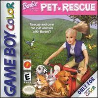 Barbie Pet Rescue GBC