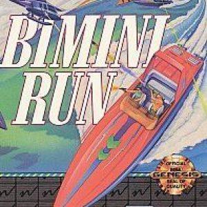 Bimini Run - Sega Genesis