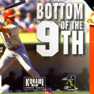 Bottom of the 9th - Nintendo 64 N64